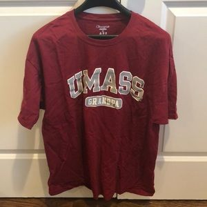 Champion UMass Grandpa Shirt